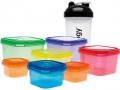 21 Day Fix Workout Program Food Containers