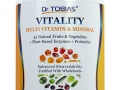 Dr. Tobias Multivitamin and Mineral Supplement