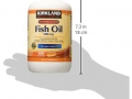 Kirkland Signature Fish Oil Concentrate with Omega-3-4