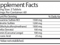 Zenwise Labs Glucosamine with MSM-4