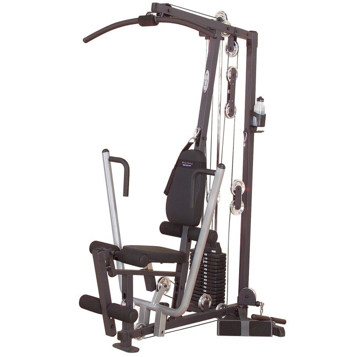 Body Solid G1S Selectorized Home Gym Review