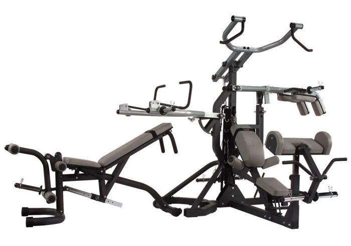 Body Solid SBL460P4 Leverage Gym Review