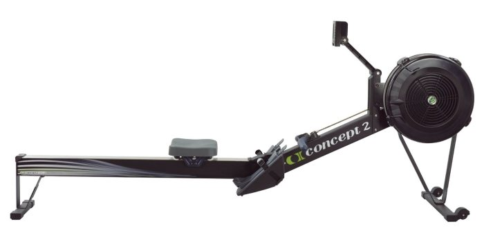Concept2 Model D Rowing Machine with PM4 Monitor