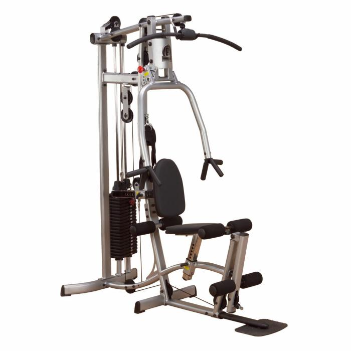 Powerline P1X Single Stack Home Gym Review