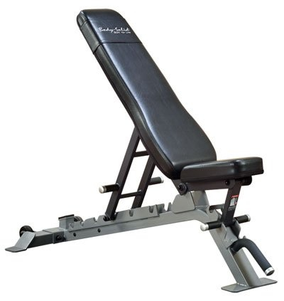 Body Solid SFID325 Pro Club-Line Bench Review