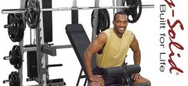 Body Solid Series 7 GS348P4 Smith Machine