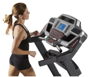The Sole Fitness F63 Folding Treadmill includes heart rate controlled programs to keep you training within a specific heart rate range