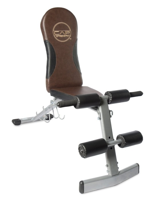 CAP Barbell FM-504 FID Bench Review