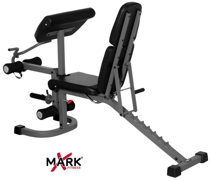 The XMark XM-4418 FID Bench maintains a high average rating on many ecommerce sites, such as Amazon