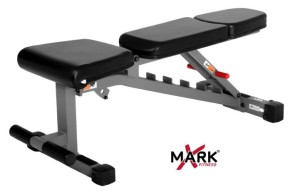 XMark XM-7630 Dumbbell Weight Bench
