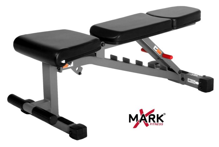 XMark XM-7630 Dumbbell Bench Review