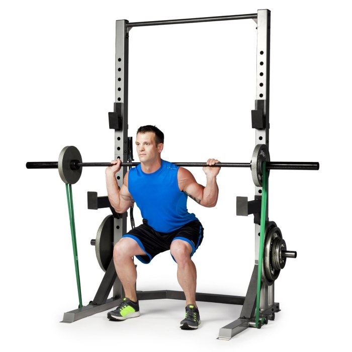 Cap Barbell FM-CB8000F Deluxe Power Cage Review
