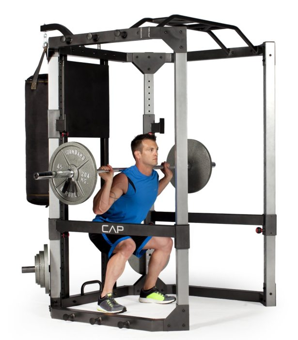 Cap Barbell FM-CB8008 Ultimate Power Cage