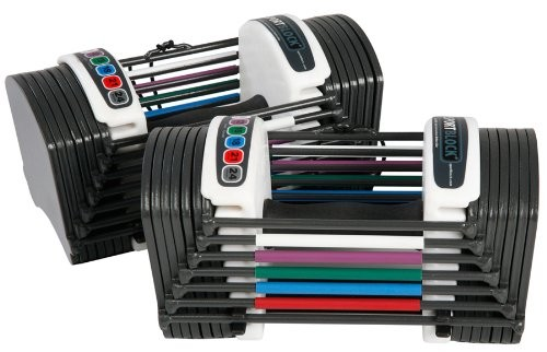 The PowerBlock SportBlock 2.4 dumbbells are ideal for anyone new to fitness or with a limited price range