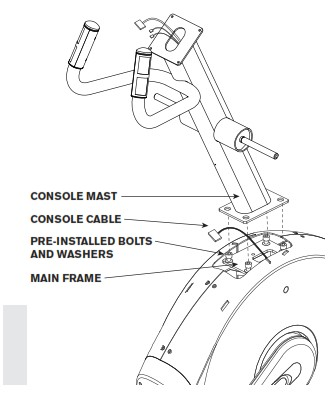 Full step-by-step instructions, customer support, and a complete parts list are all available to assist with the assembly