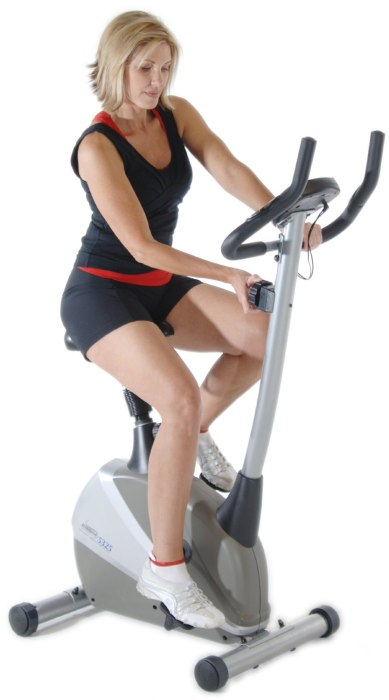 Stamina 5325 Upright Exercise Bike Review