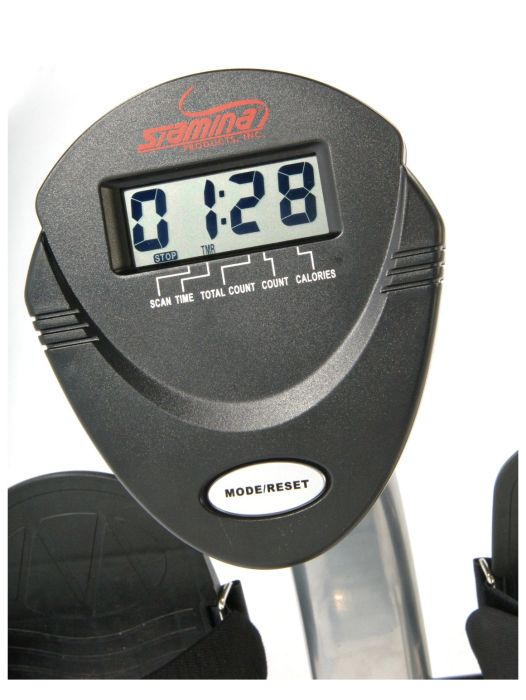 The display console for the BodyTrac Glider 1050