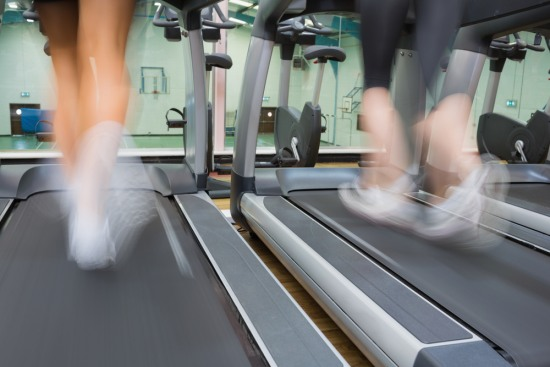 It's important to match the length of the running area with your natural running stride length to get the most use out of your treadmill