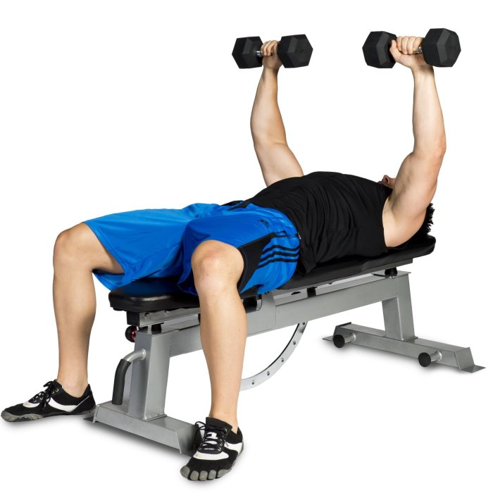 CAP Barbell FM-CB804DX Deluxe Utility Bench