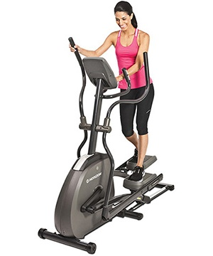 You have the choice of 10 workout programs, many of which have multiple levels of difficulty