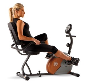 Marcy ME709 Recumbent Mag Cycle