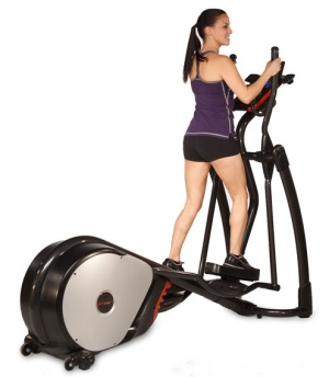 Smooth Fitness CE 3.6 Elliptical Trainer