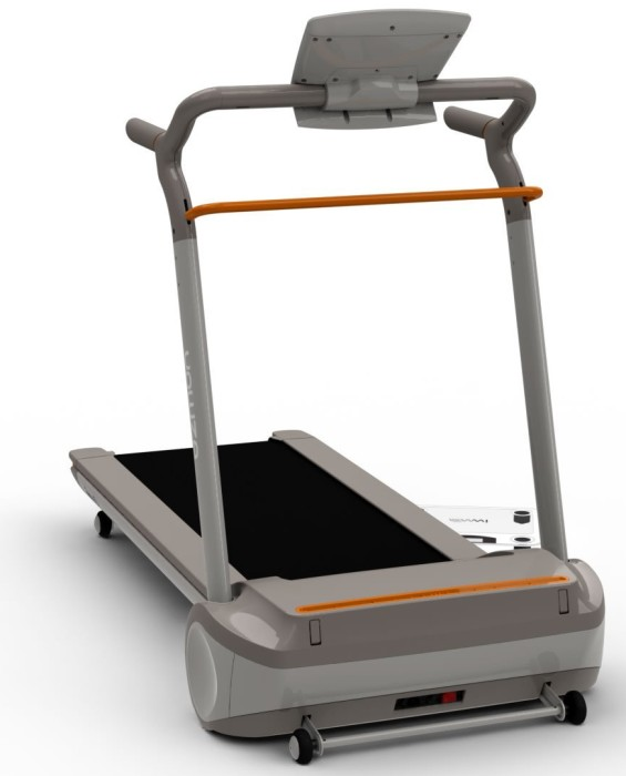 The Lido features 6 preset workouts and the Intelligent Weight Management program