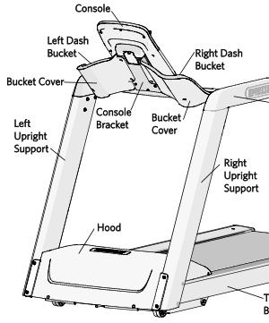 Assembly instructions are clear and easy to follow, including a combination of technical drawings and text