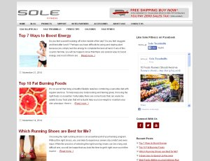 Sole Fitness Blog