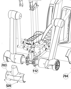 Assembly instructions in the user manual clearly explain the setup process using parts lists, diagrams, and textual information