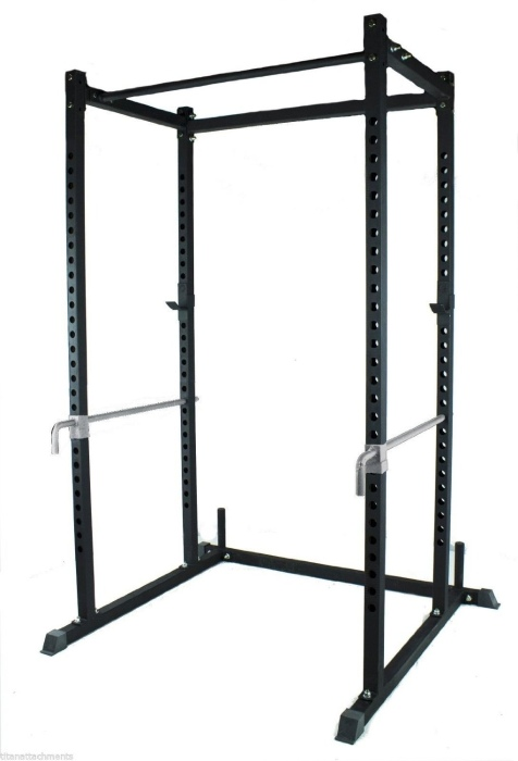 Titan Power Rack Squat and Deadlift Cage Review
