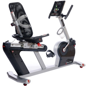 The Diamondback 910SR is our top rated recumbent bike under $1000