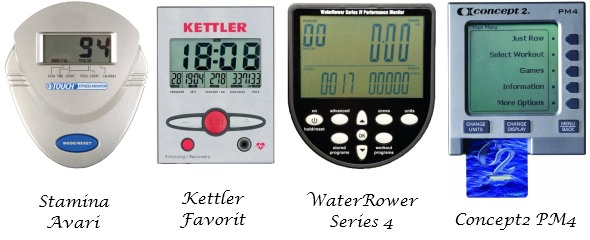 Feedback from the console is one area we use for comparisons in our rowing machine reviews