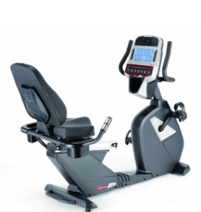 Sole Fitness LCR Recumbent Exercise Bike