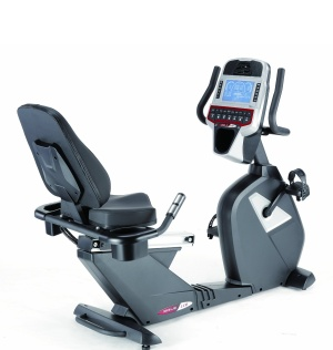 The Sole Fitness LCR is our top choice of recumbent bike under $1500