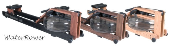 WaterRower are one of the best known brands of water resistance rowing machines