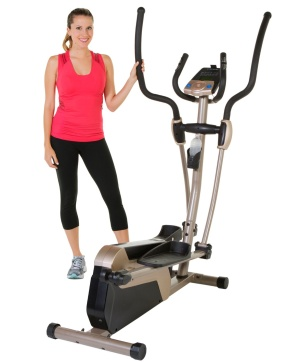 The Exerpeutic 5000 is our top choice of elliptical under $500