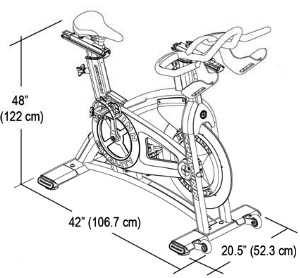 The user manual includes a combination of exploded drawings and step-by-step instructions