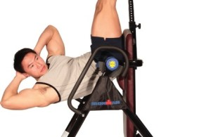 Ironman LXT859 Locking Inversion Therapy Table