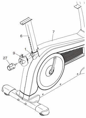 Assembly instructions are clearly explained in the GX 4.4 Pro user manual