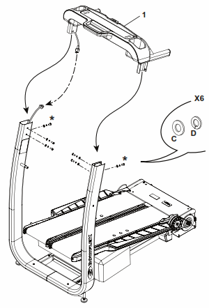 The user manual contains clear instructions, but an in-home assembly service is also available