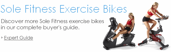 Sole Fitness Exercise Bike Guide