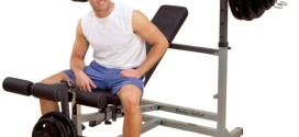 Body Solid GDIB46L Olympic Weight Bench Review