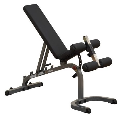 Body Solid GFID31 Weights Bench