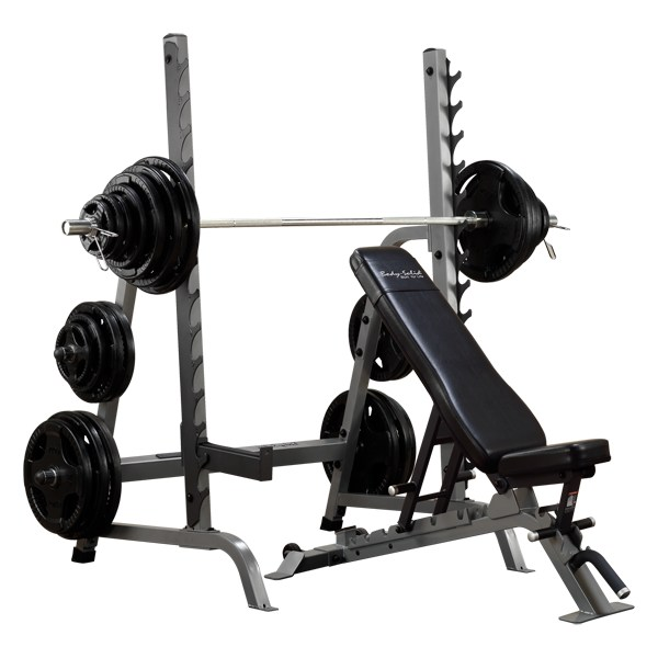 The Body Solid SDIB370 is our top choice of weight bench over $500