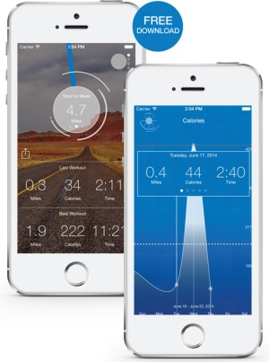 Automatically sync your workout data with the MyFitnessPal® or Nautilus® Trainer Apps