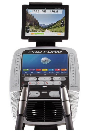 ProForm Pro 16.9 Console with iFit