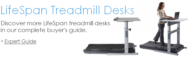 LifeSpan Fitness Treadmill Desk Buying Guide