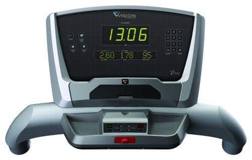 The Vision T80 can be combined with one of three consoles; Classic, Elegant, or Touch+