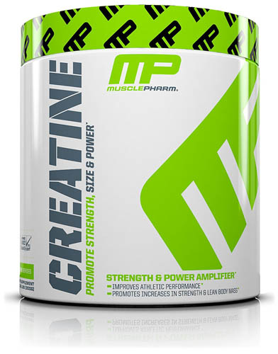 MusclePharm Creatine Powder Review